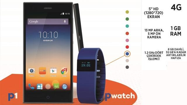 Teknosa Kendi Ürettiği Preo P1 Akıllı Telefonu Piyasaya Sürüyor