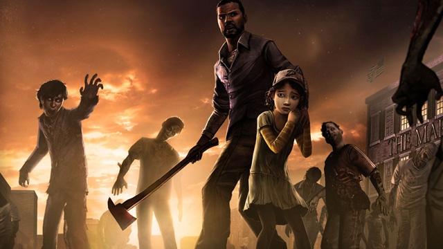 The Walking Dead Zombileri iOS 9'un Gazabına Uğradı