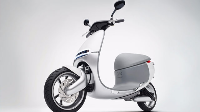 SmartScooter ile Herkese ve Her Keseye Bir Elektrikli Scooter