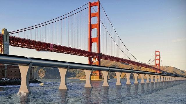 Ulaşım Hakkında Bildiğiniz Her Şeyi Unutun, Hyperloop Projesi Hayata Geçiyor