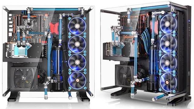Yeni Thermaltake Core P5 Bir PC Kasası Değil Sanat Eseri, İşte Fiyatı