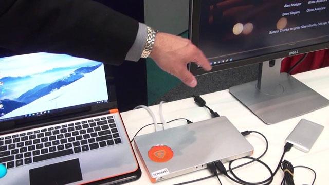 Intel Thunderbolt 3 Sıradan Bilgisayarları Oyun Canavarına Çeviriyor