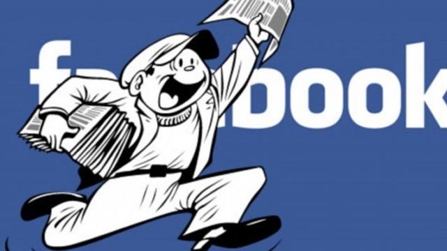 Facebook Ana Menüsüne 'Popüler Haberler' Seçeneğini Ekliyor