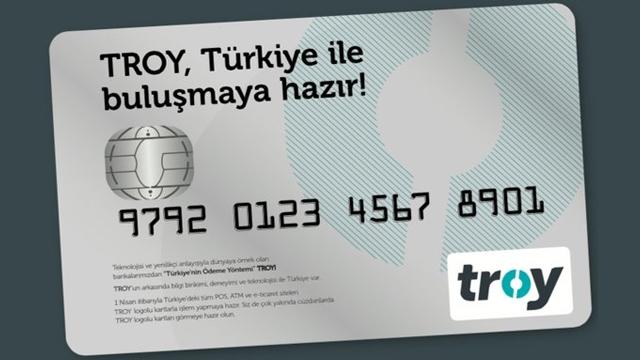 BKM'den Yerli Kredi Kartı Hamlesi: TROY!