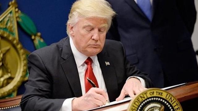 Trump, ABD'de Çevrimiçi 'İnternet Gizlilik Yasasını' İptal Etti