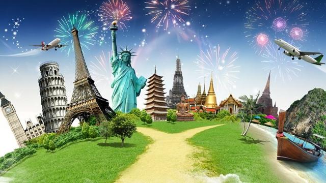 Sosyal Medya Kullanıcıları Dünyanın En Güzel Ülkelerini Seçtiler