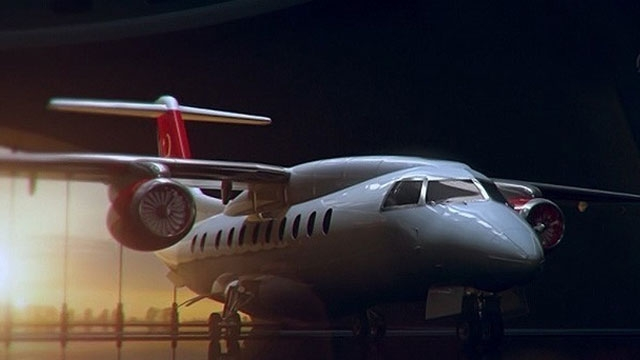 Türkiye, İlk Yerli Malı Dornier D 328 Tipi Uçağı Uçurmaya Hazırlanıyor