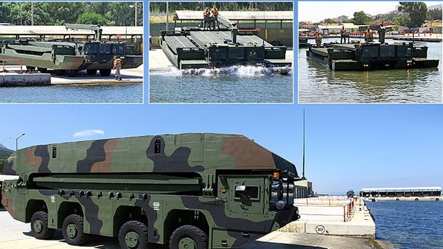 Türk Ordusunun Transformer'ları Göreve Hazır