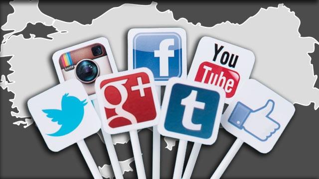 Türkiye İnterneti Neredeyse Sadece Sosyal Medya İçin Kullanıyor
