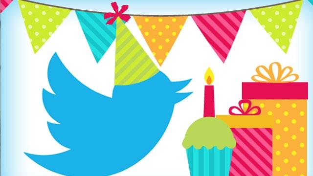 Twitter Artık Doğum Günümüzü de Kutlayacak