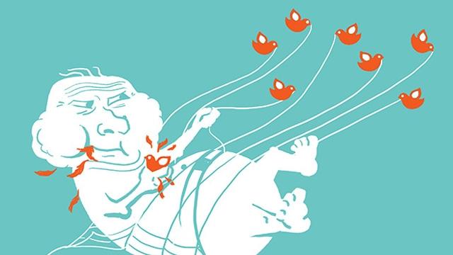 İnternet Trolleri, Salesforce'un Twitter'ı Satın Almasını Engellediler