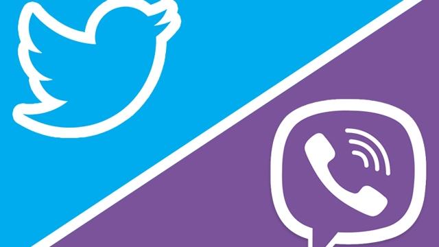 Twitter ve Viber Play Store'da 500 Milyon İndirmeye Ulaştı