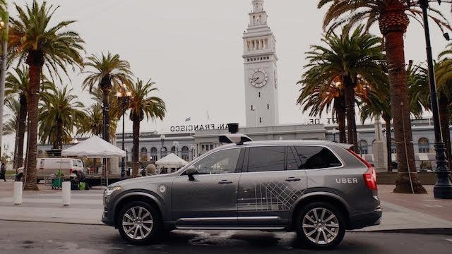 Uber'in Otonom Taksi Projesine Son Verildi