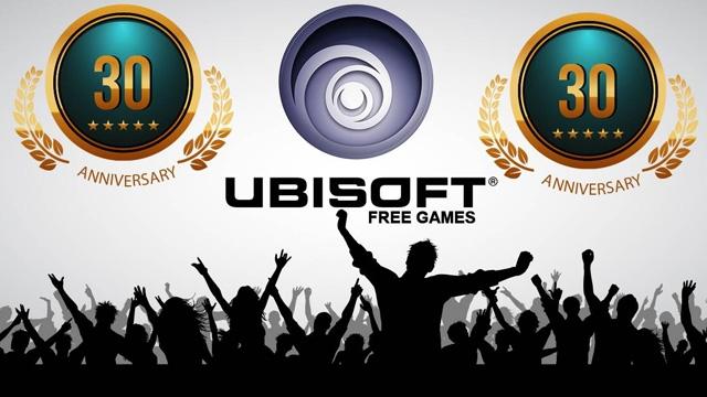 Ubisoft'un Bu Sene Ücretsiz Verdiği Oyunlar İçin Son Fırsat