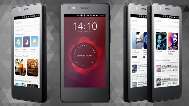Ubuntu The Aquarius E 4.5 Neye Benziyor? İşte Videosu