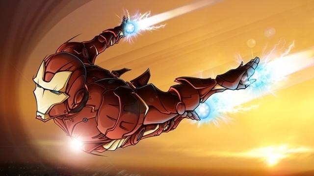 Iron Man Benzeri Uçan Robotlar Geliştirilecek