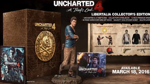 Uncharted 4: A Thief's End Çıkış Tarihi ve Fiyatı Açıklandı