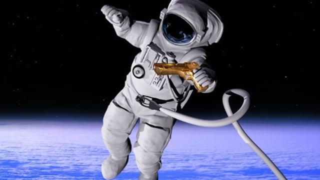 Uzayda Bir Silah Ateşlerseniz Ne Olur? Sonuçlar Hesaplandı.