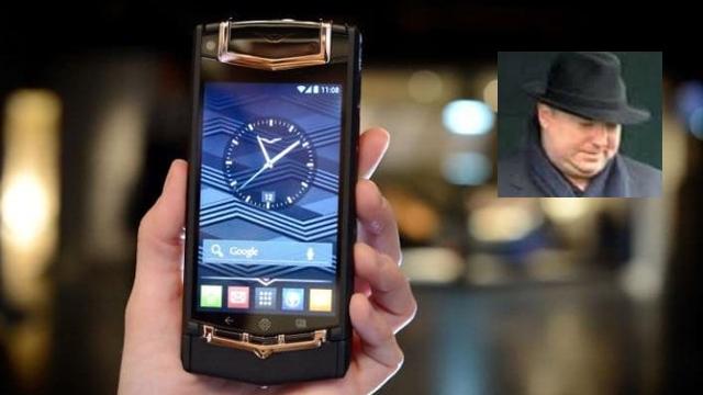 Hakan Uzan, Pahalı Telefonlar Üreten Vertu'yu Satın Aldı
