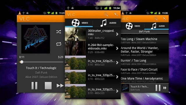 VLC Sıkıntılarını Aştı, Google Play'de Güncellenerek Raflara Yerleşti