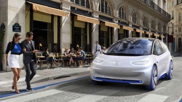 Volkswagen I.D, Tamamen Elektrikli İlk Uzun Yol Aracı Olacak