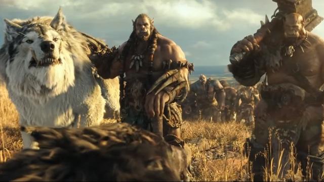 Warcraft Filminin 2 Dakikalık Fragmanı YouTube'da Milyonları Kendine Bağladı