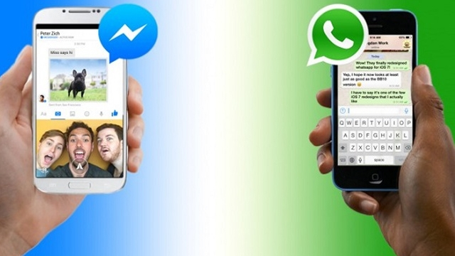 109 Ülkede Android Kullanıcıları Sadece WhatsApp'dan Sohbet Ediyor