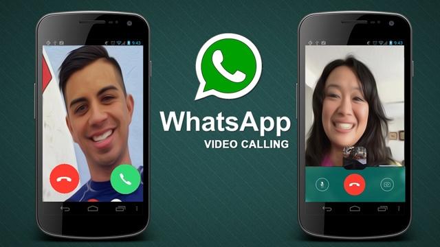 WhatsApp Görüntülü Konuşma Artık Beta Değil, Herkese Geldi