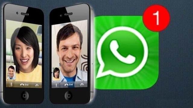 WhatsApp Video Görüşmelerine Göz Kırptı, Beta Test Başladı