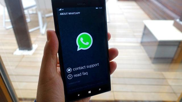 WhatsApp Sürpriz Bir Güncelleme Yaptı