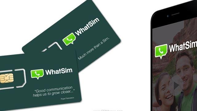 WhatsApp'da Sürprizler Bitmiyor: WhatSim Hizmeti Başladı