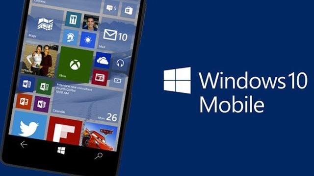 Windows 10 Yıldönümü Güncellemesi Eski Windows 10 Mobile Cihazlara Geliyor