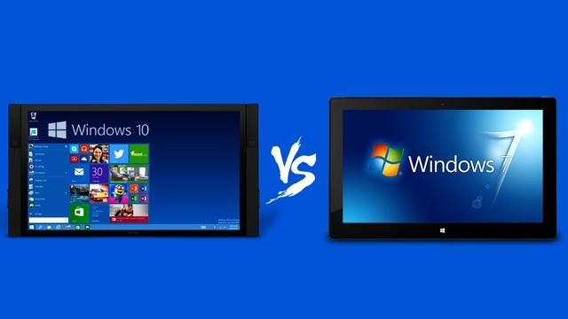 Amerika ve Avrupa Windows 7'ye Veda Ediyor