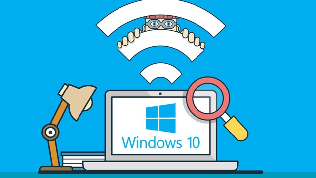 Windows 10 Wi-Fi Sense Sosyal Ağlarda Şifrenizi Paylaşıyor