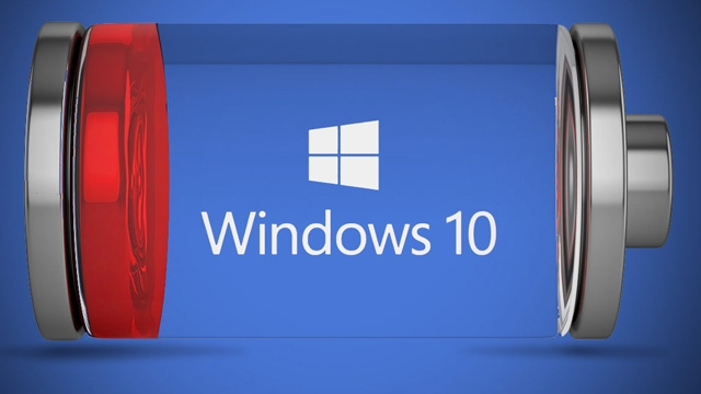 Windows 10 Yeni Batarya Performans İyileştirme Arayüzünü Duyurdu