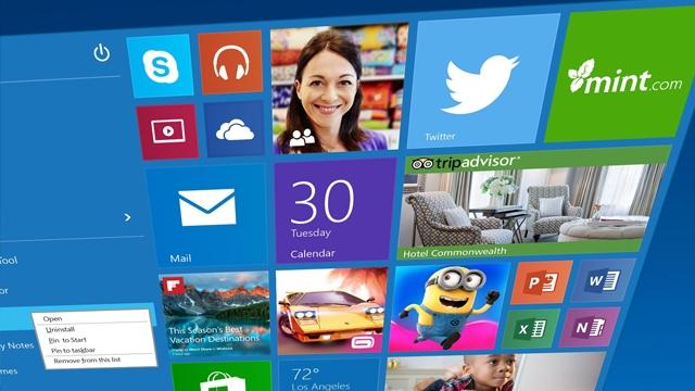 Bir Ayda 75 Milyon Cihaz; İşte Windows 10 Aylık Adaptasyon Raporu