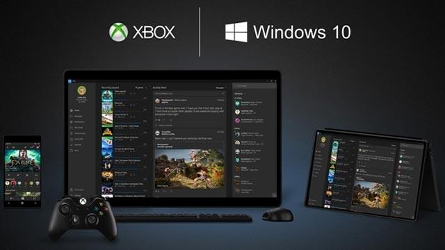 Windows 10 Kullanıcısına Xbox Live Bedava