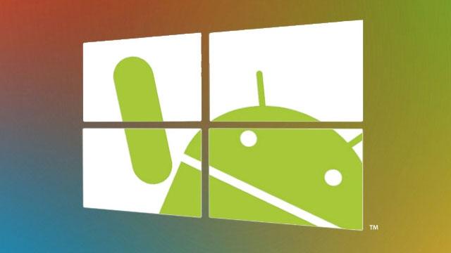 Android Lollipop Artık Windows 10 Üzerinde de Çalışacak