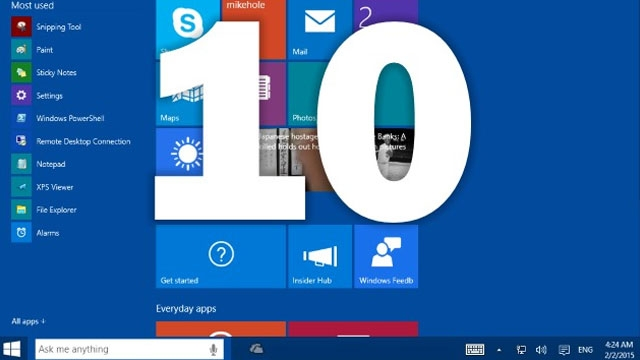 Windows 10 Söz Verdiği Tarihe Yetişemiyor