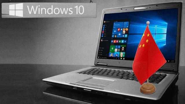 Windows 10 Çin Hükümeti İçin Özel Olarak Modifiye Edildi