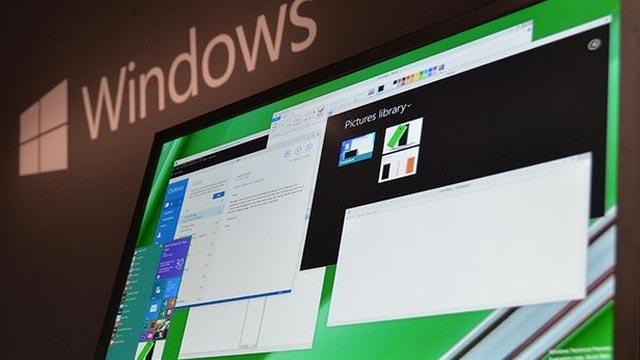 Windows 10 Etkinliğinde Bizleri Neler Bekliyor?