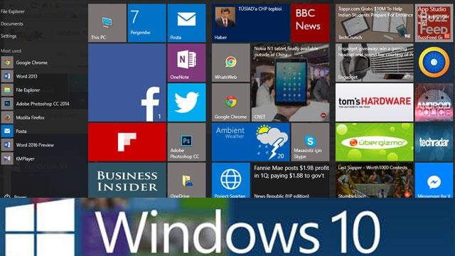 Windows 10 Göreceğimiz Son Windows Olacak