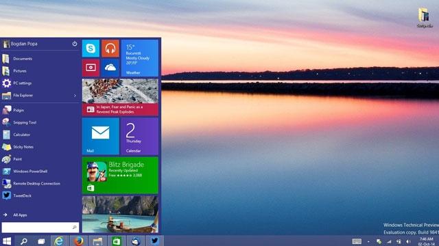 Milyonlar Windows 10'u Şimdiden Kullanmaya Başladı Bile