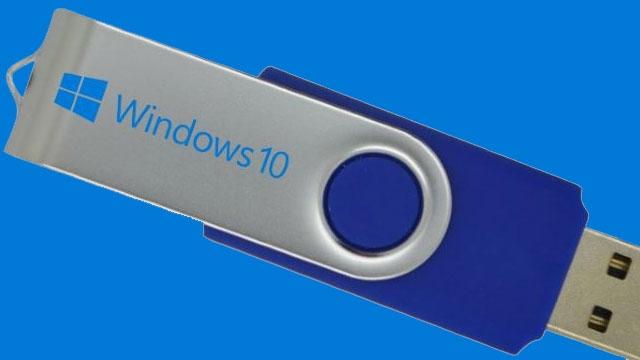 Windows 10 Kutularından USB Bellek Çıkacak