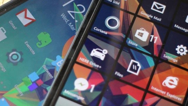 Android Telefonlarda Windows 10 Çalıştırabilecek Bir ROM Geliştirildi