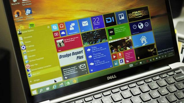 Windows XP'nin Sarstığı PC Pazarının Son Umudu Windows 10