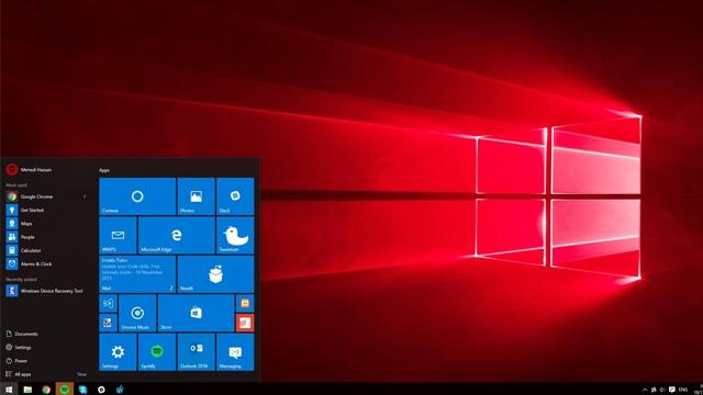 Windows 10 Redstone Sürüm 14291 İndirilmeye Hazır