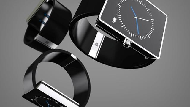 Windows 10 Smartwatch Apple Watch'ın Yüzünü Kızartacak