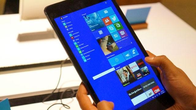 Windows 10 Küçük Tabletlerde Denendi, İşte Sonuçlar