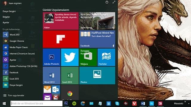 Windows 10 Teknik Önizleme 10041'in Önemli Değişiklikleri, Hataları ve Çözümü